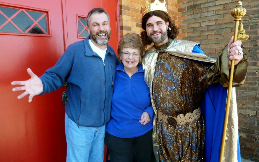 Esther the Musical in its 8th Production !