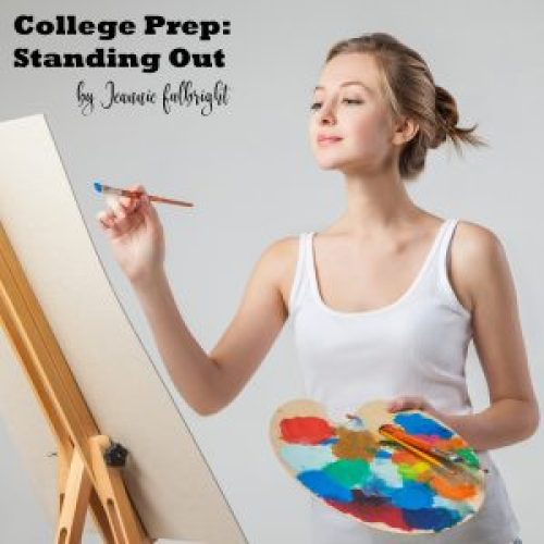 College Prep: Standing Out