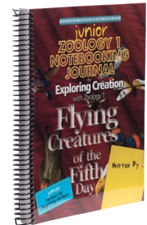 Zoology: Flying Creatures - Junior Journal Image
