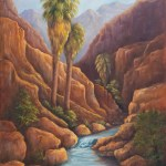Palm Canyon by Jeannie House