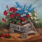 7 Up Wagon