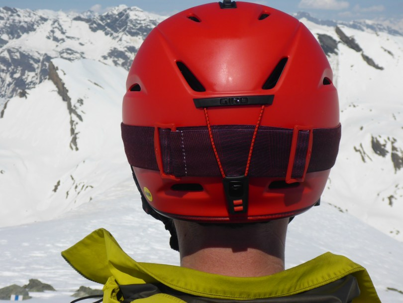 Test Giro Union Mips Helmet