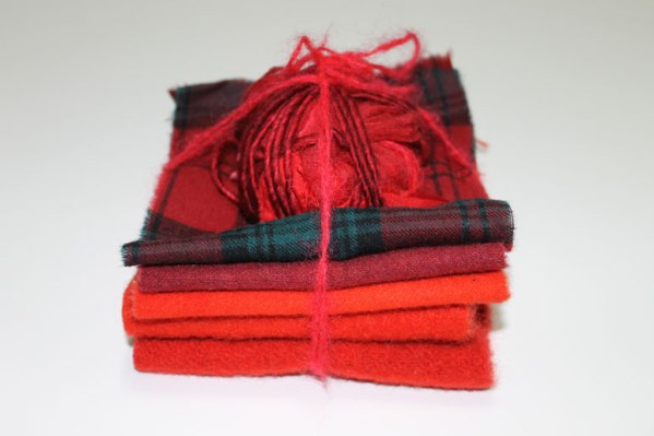 Cranberry Red Bundle