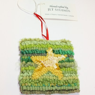 Christmas Star Ornament #12