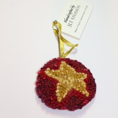Christmas Star Ornament #25