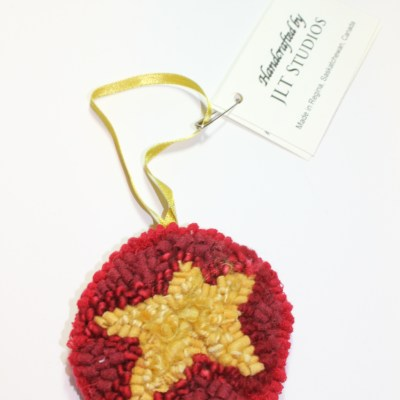 Christmas Star Ornament #27