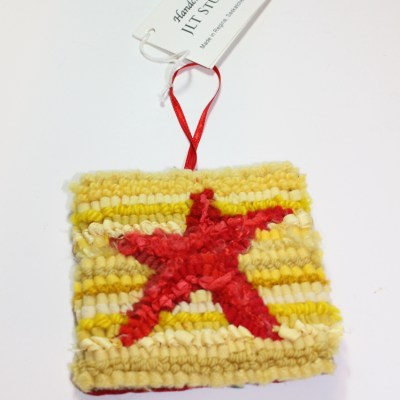Christmas Star Ornament #5