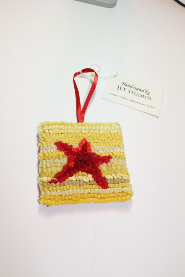 Christmas Star Ornament #9