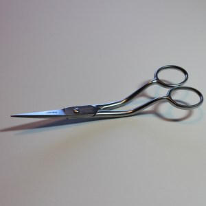 Bent Handled Scissors
