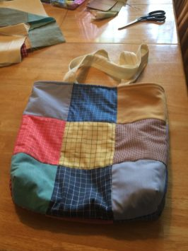 Tote bag #2 side B