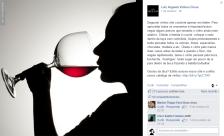 Post publicado na página oficial da Luiz Argenta com engajamento 100% orgânico (https://www.facebook.com/VinicolaLuizArgenta/photos/pb.389876237704884.-2207520000.1445860387./1235162956509537/?type=3&theater)