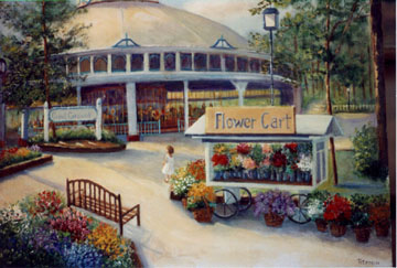 Memphis Carousel
