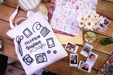 Instax and Crafts Loot Bag