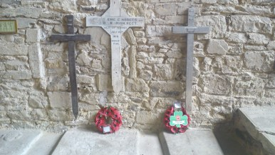 WW1 men from youghal