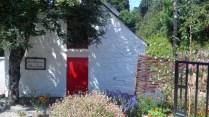 irish cottage, avoca
