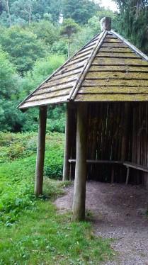 hiking shelter