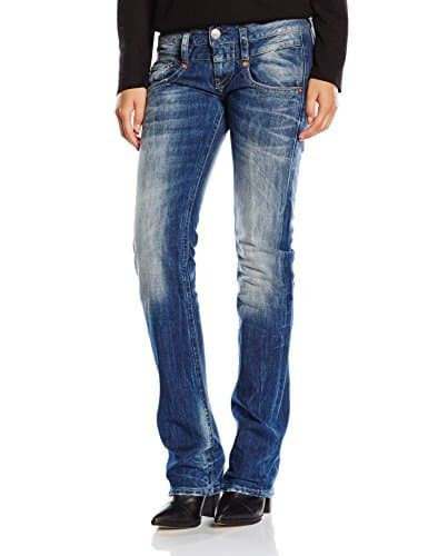 Herrlicher Pitch Straight Fit Jeans Damen