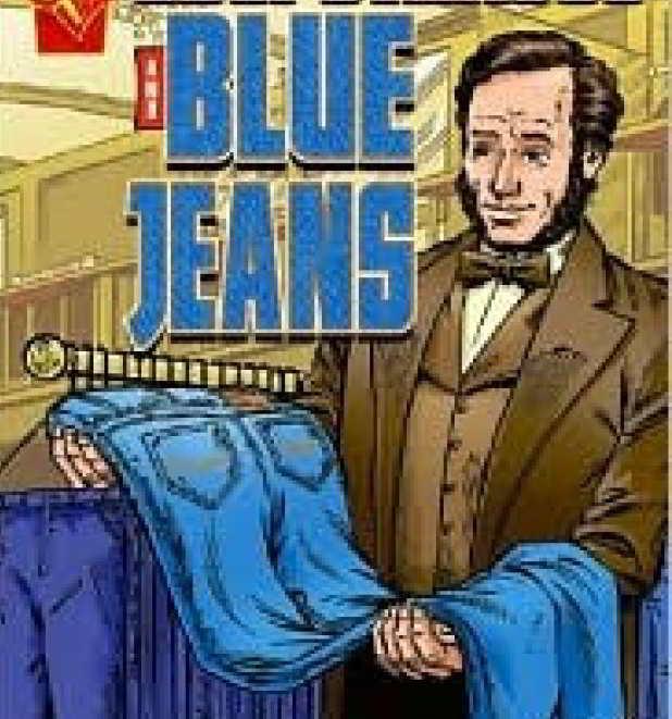 История возникновения джинс