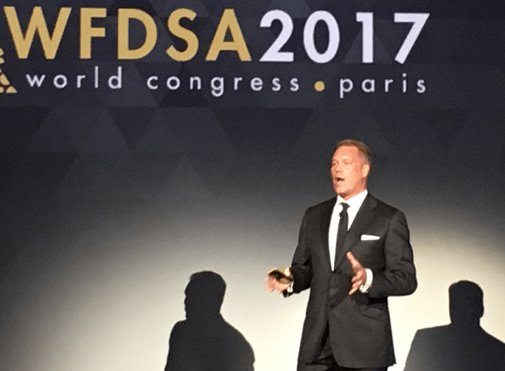 "WFDSA 2017 ""Direct selling will be back !"""