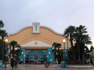 Walt Disney Studios (Disneyland 2017)