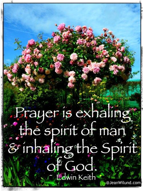 Click to read: Does Prayer Change God's Mind? via www.jeanwilund.com