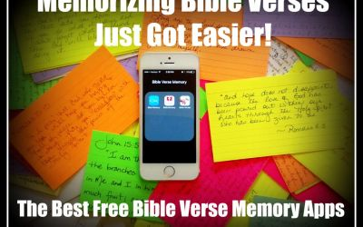 Memorizing Bible Verses Just Got Easier — The Best Free Bible Verse Memory Apps