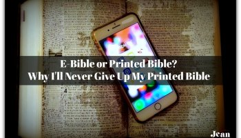 My Top Five Favorite Bible Study Apps - Jean S Wilund
