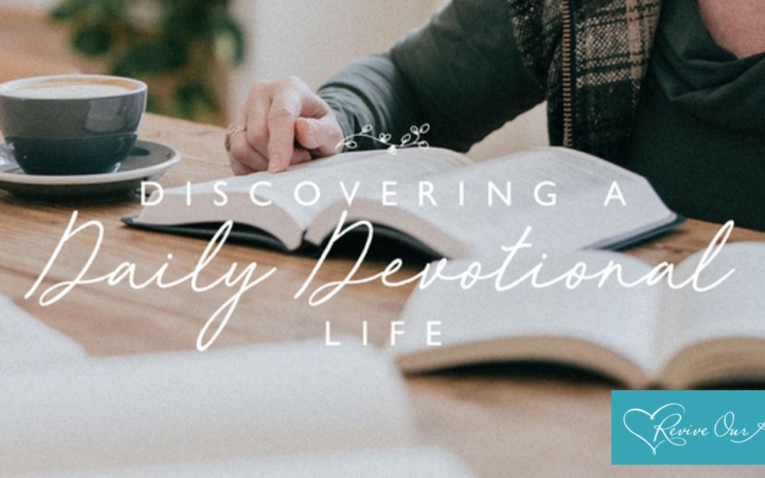 Stressed? See How Jesus Handled It (Discovering a Daily Devotional Life—Nancy DeMoss Wolgemuth)