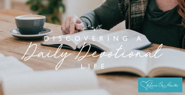 When life is busy, can you really take time to get alone with God? Revive Our Hearts' Nancy DeMoss Wolgemuth via JeanWilund.com