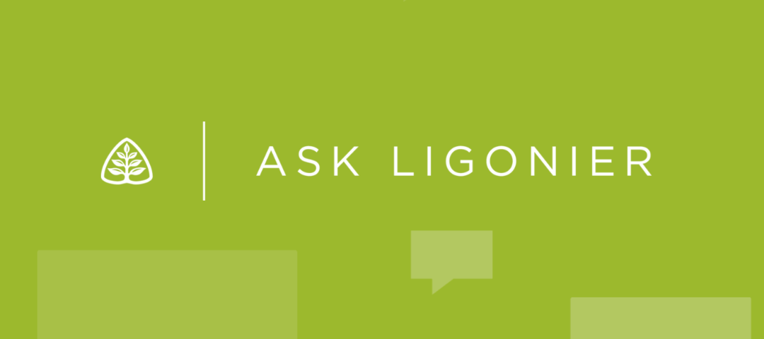 Ask Ligonier and Get Smart for Free