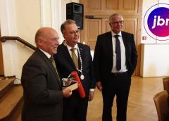 Nieuwe gemeentelijke onderscheiding voor Reiner Brombach