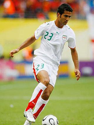 مسعود شجاعی کاپیتانی برای تمام دوران