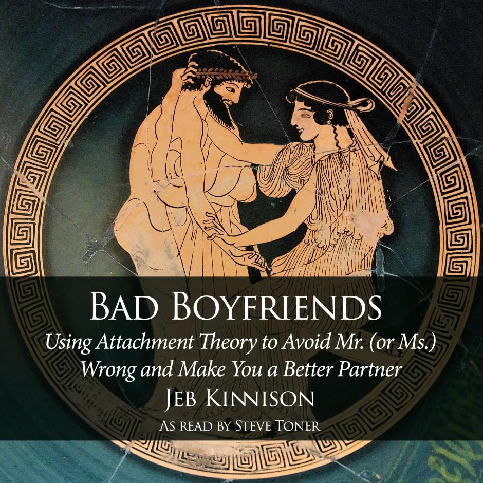 Bad Boyfriends Audiobook Cover