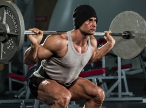 Squats - the best compound exercise!