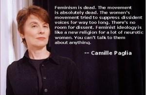 Camille Paglia