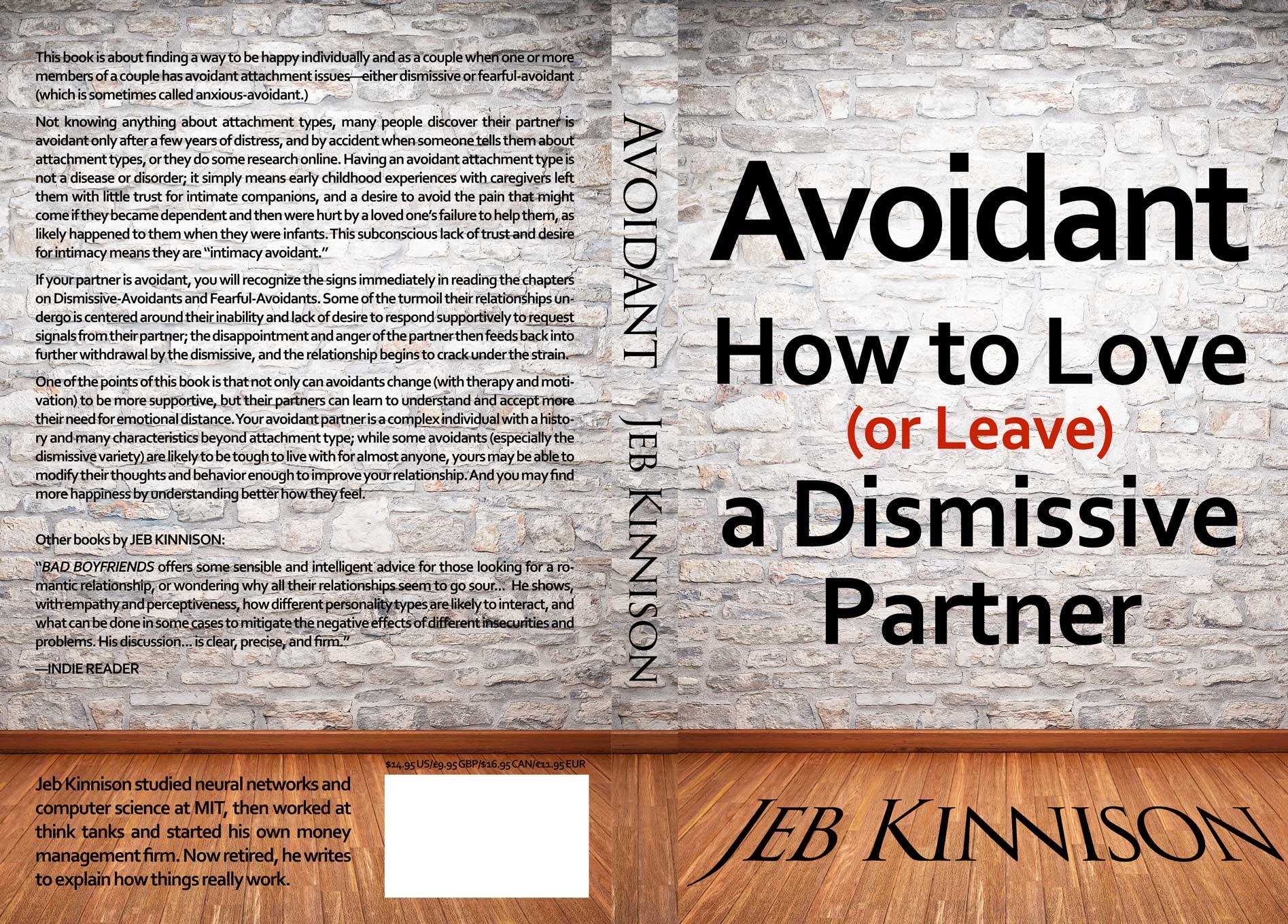 How to deal with an avoidant partner