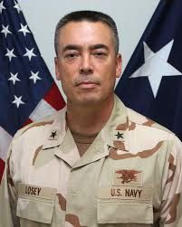 Rear Admiral Losey - Political Casualty