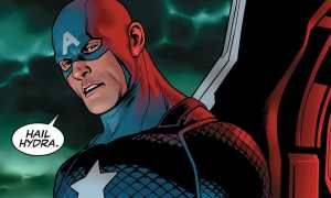 Captain America: Hail Hydra! - Marvel Comics