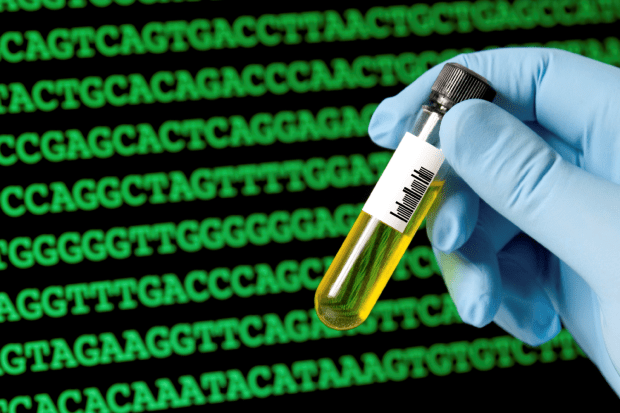 Genetic testing of human samples