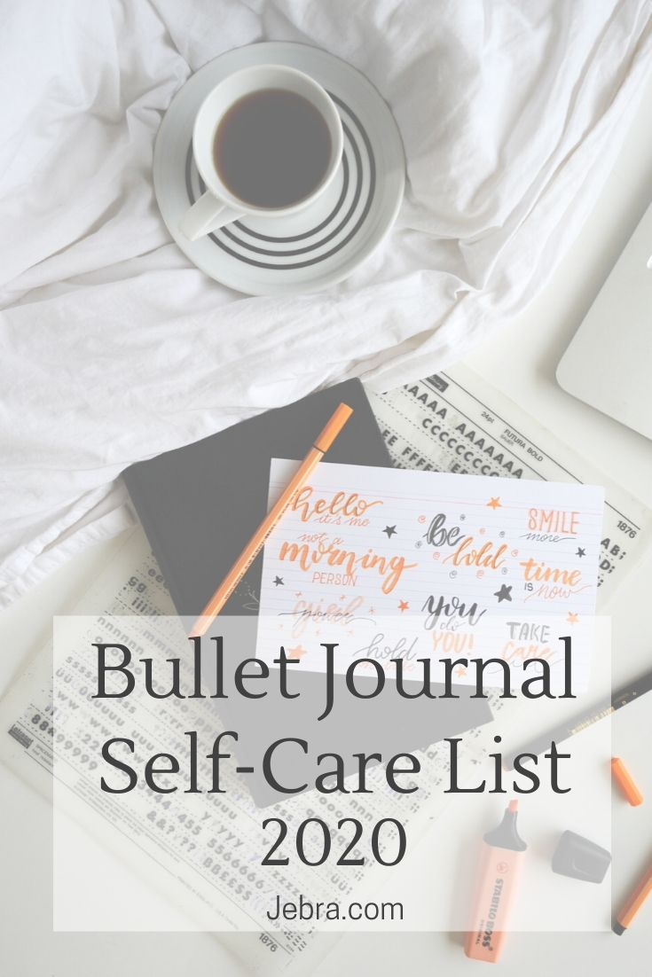 Bullet Journal Archives Jebra