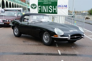 Jaguar E-type Series 1 roadster
