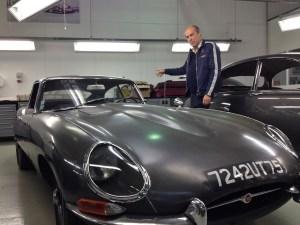 Harry Metcalf Factory Visit