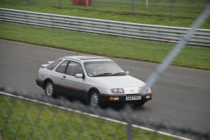 XR41 on track