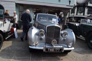 Faversham 2016 Bentley Continental
