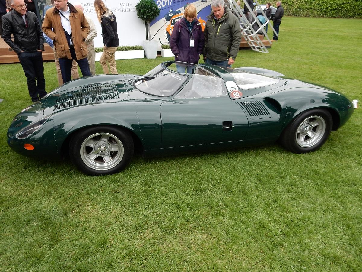 Windsor Jaguar Festival – May 2017