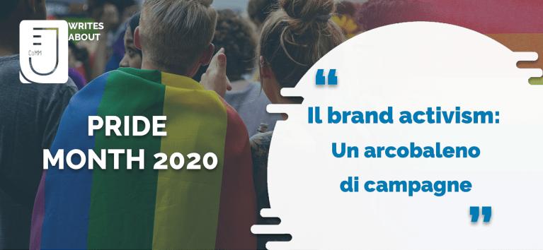 Il brand activism: un arcobaleno di campagne