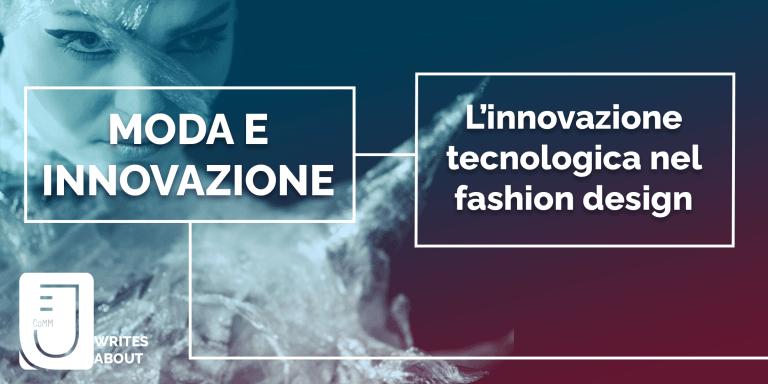Read more about the article Moda e innovazione