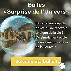 Bulles Surprise de l'Univers