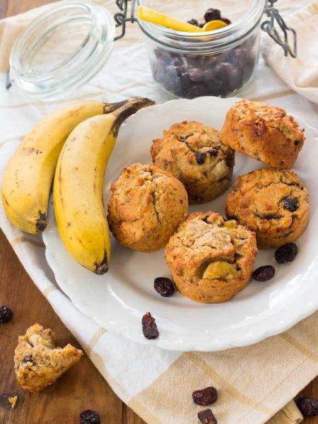 Voilà une belle recette de gâteau sans oeuf et sans gluten en version muffins !