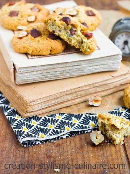 cookies sans gluten IG bas
